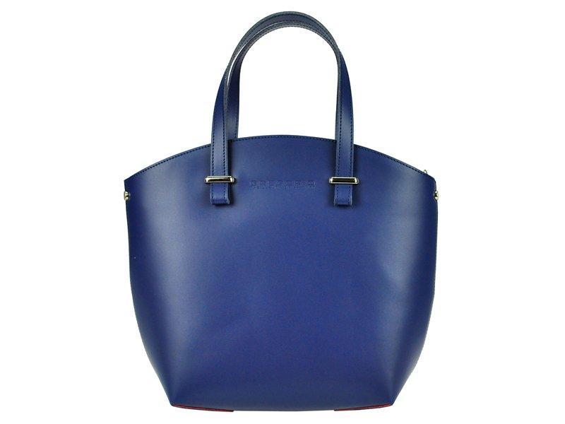 Dámská kabelka Gregorio 144 - modrá  3643de24065
