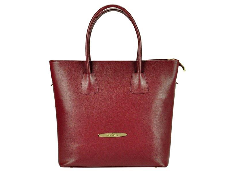 Dámská kabelka Pierre Cardin FRZ 1422 FRENZY - červená  a485adb2feb