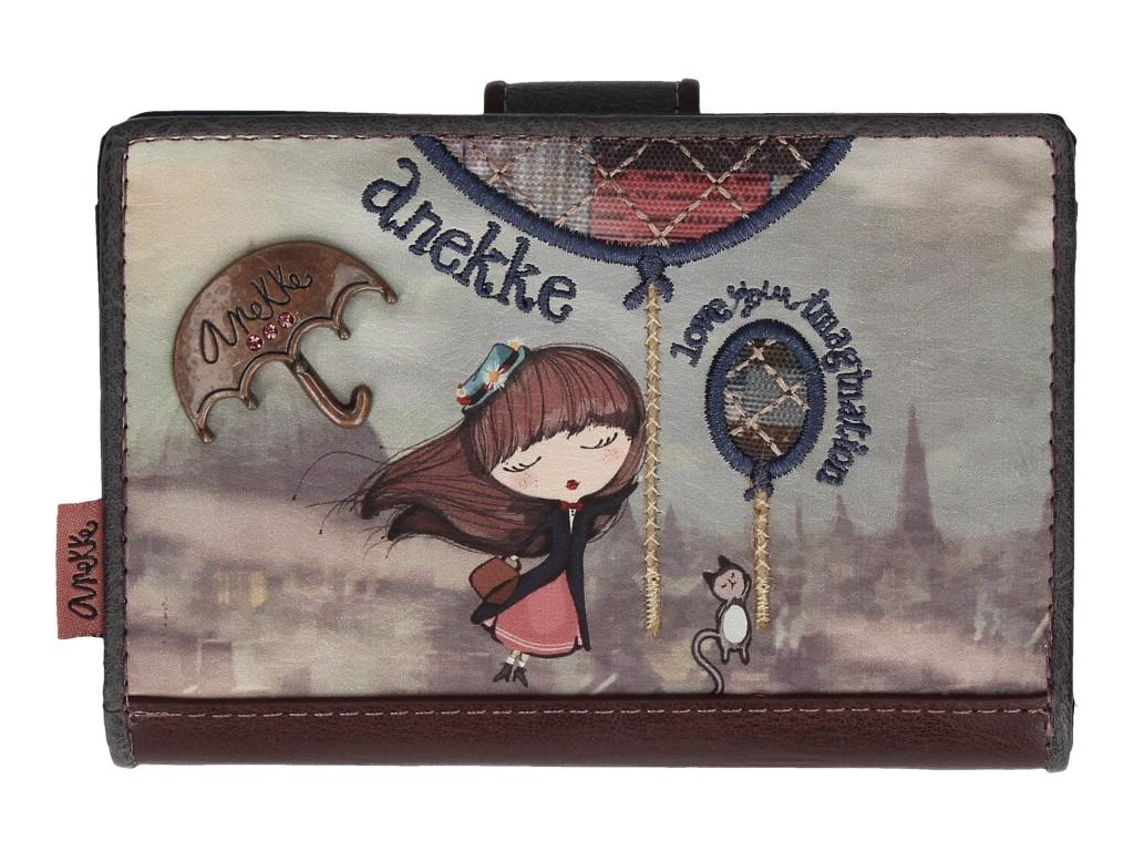 afad1f53191 MISS ANEKKE střední designová peněženka 27849-02   Dámské peněženky ...