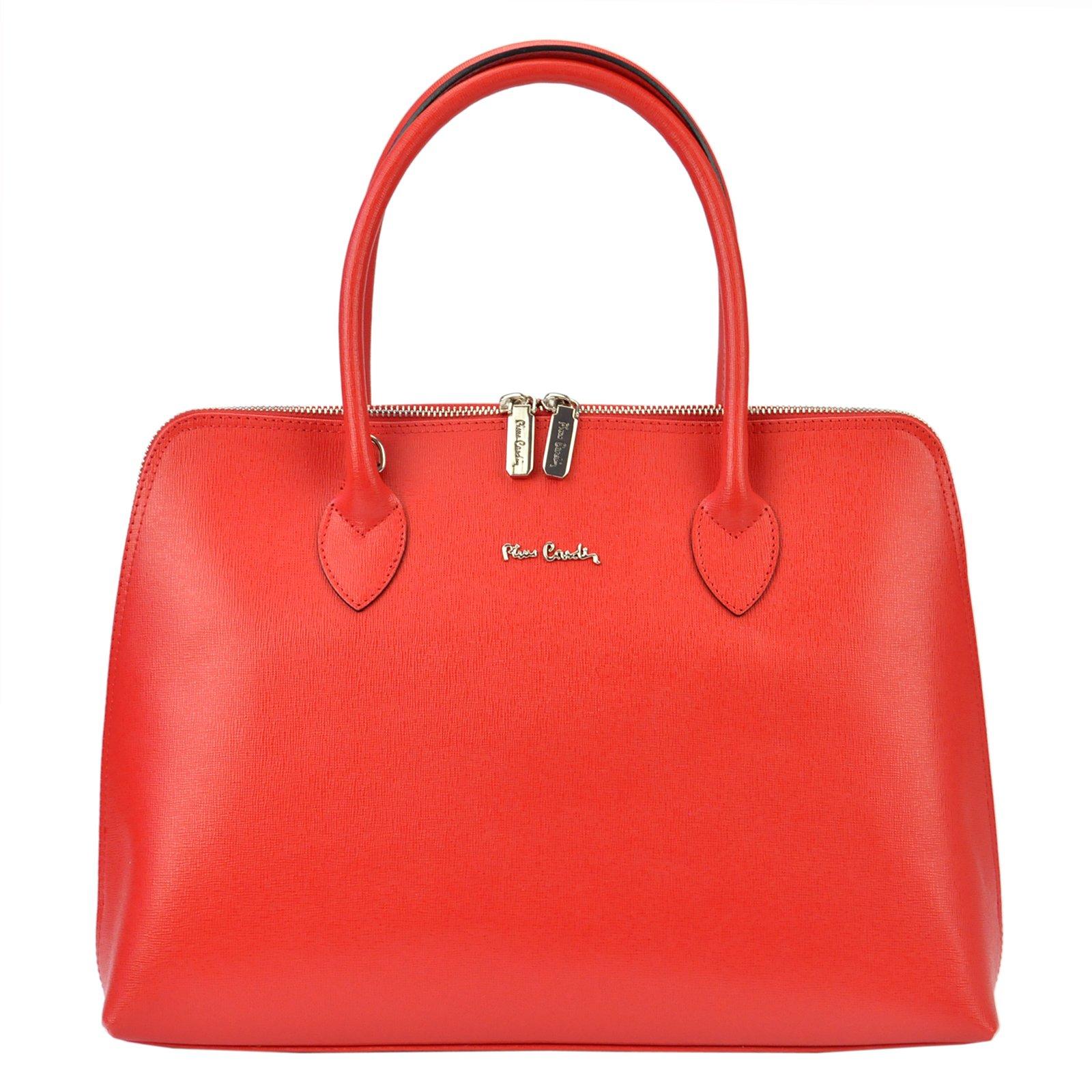 e41d90e40e Dámská kabelka Pierre Cardin FRZ 1623 FRENZY - červená