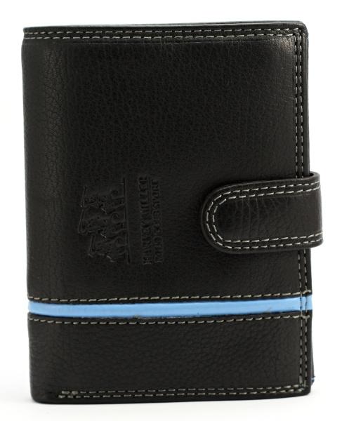 7cd993463d Pánská peněženka POLO CLUB - černá