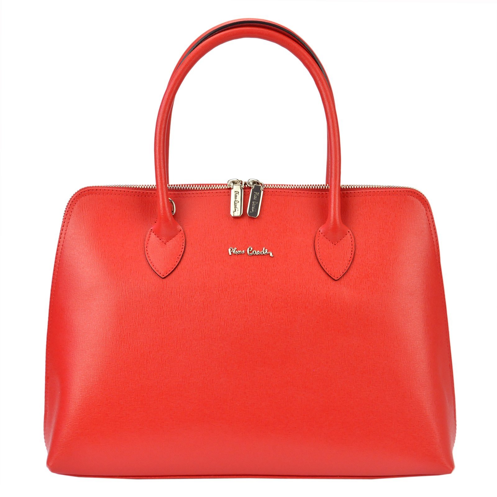 Dámská kabelka Pierre Cardin FRZ 1623 FRENZY - červená a3748abbe5d