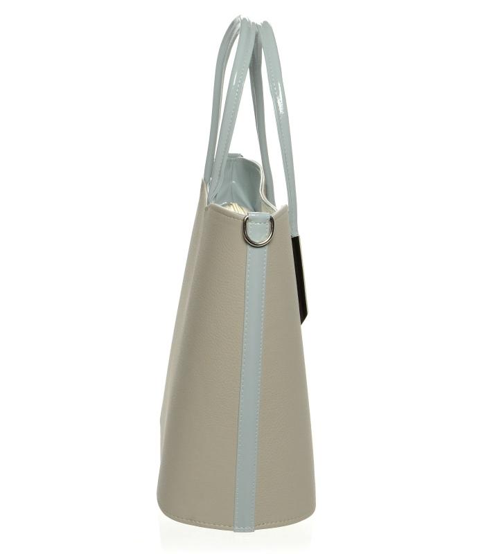 Dámská kabelka GROSSO GRJ V017 - béžová  041fb5701d9